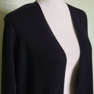 Eileen Fisher Tops - Eileen Fisher 100% wool long cardigan size L
